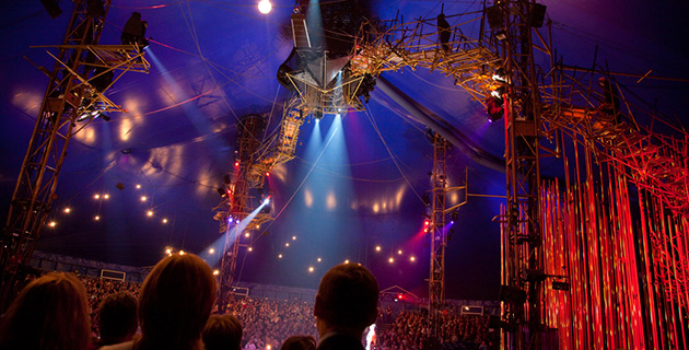 Circo del Sol Las Vegas